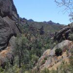 Below the Balconies Cliffs