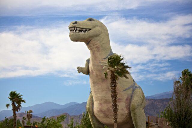 Cabazon Dinosaurs 2