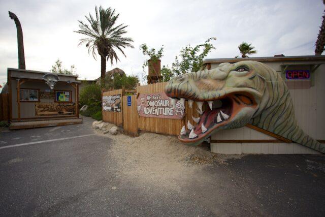 Cabazon Dinosaurs 4