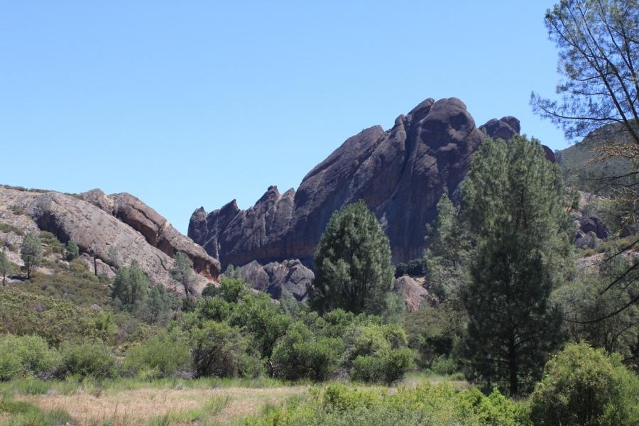 Pinnacles National Monument Balconies Trail Loop