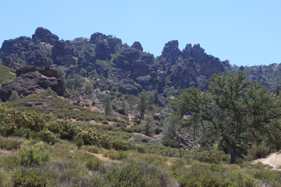Pinnacles National Monument High Peaks