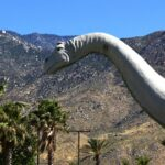 cabazon dinosaur up close 150x150