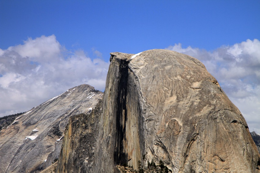 Yosemite: Half Dome Photography From Glacier Point