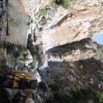 Approacing Sapphire Falls