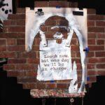 Banksy Monkey 150x150
