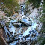Bottom of big falls