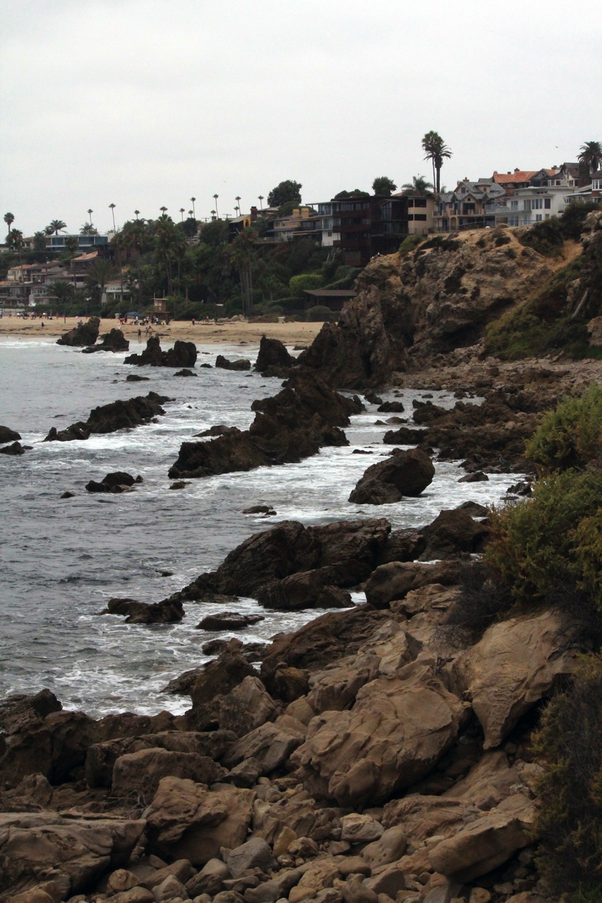 Tide Pools of Little Corona Del Mar | California Through ...