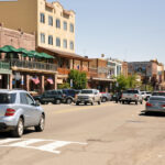 Downtown truckee california