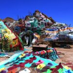 Entrance to salvation mountain