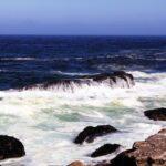 Ocean at Morro Bay State Park