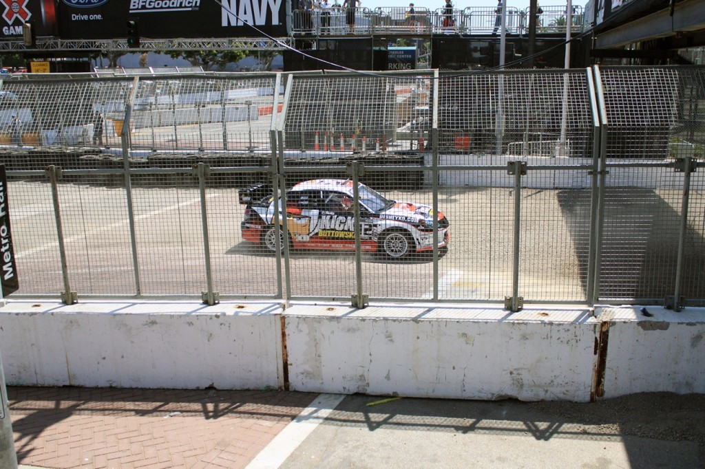 Rally Cars at X Games LA