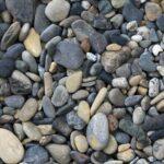Rock texture from beach