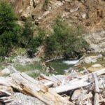 Sapphire falls trail