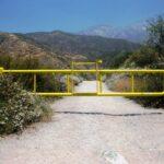 Sapphire falls trail start