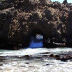 Sea cave pfieffer state beach