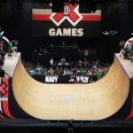 Sean White X games Skateboarding