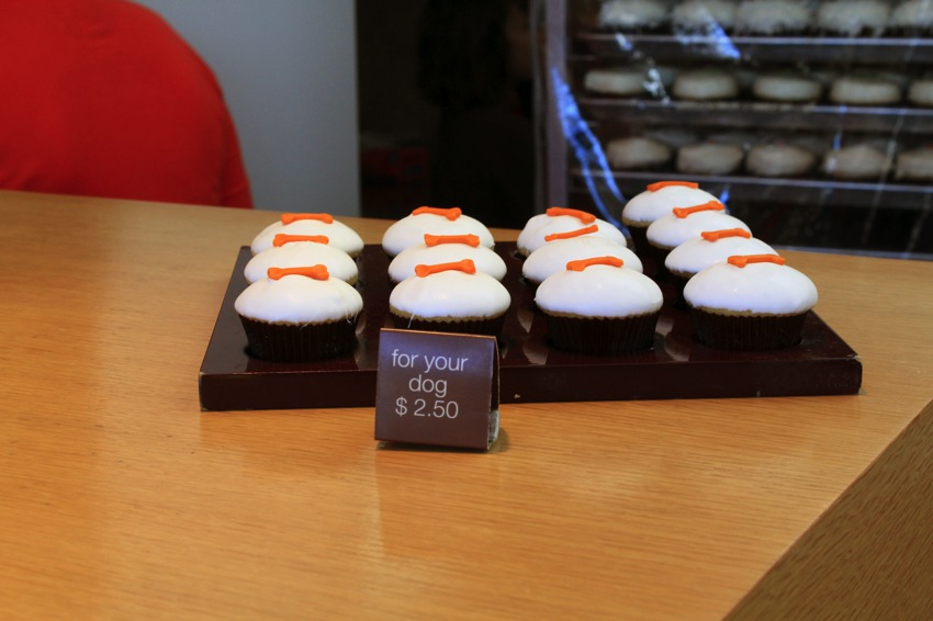 Sprinkles Cupcakes for dogs