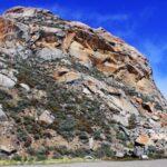 Up Close Morrow Rock