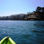 View from the Kayak