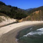 entrance to pfieffer state beach