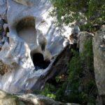 heart rock waterfall