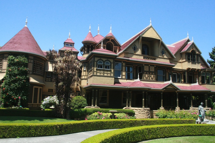 Winchester Mystery House In San Jose, CA