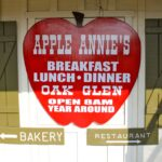 Apple annies Sign 150x150
