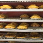 Pies at Oak Glen bakery 150x150