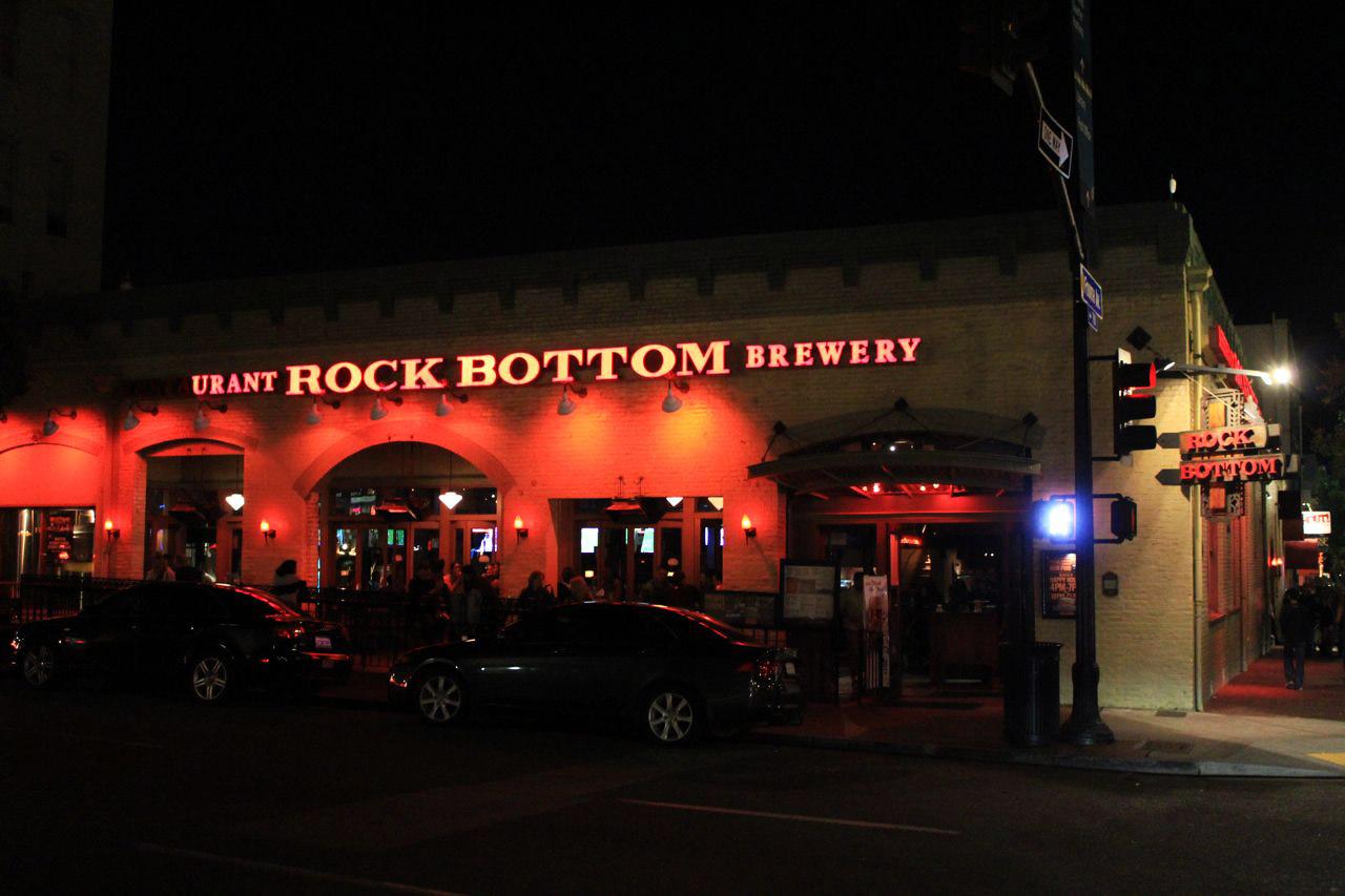 Rock bottom restaurant san diego