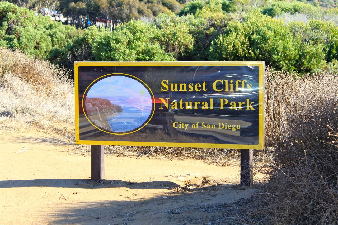 Sunset Cliffs Natural Park Directions