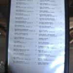 Beer list at stone brewery 150x150