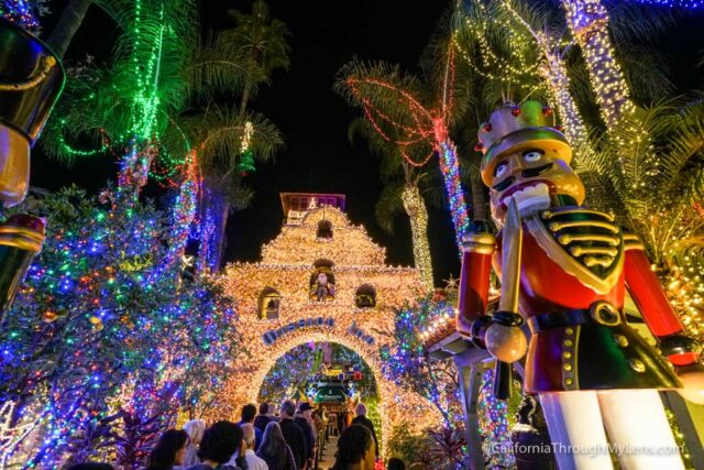 Christmas Events 2020 Southern California Best Places for Christmas in Southern California   California