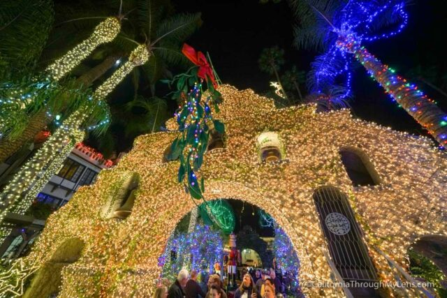 Mission inn festival of lights in riverside ca california through if you have never checked it out do yourself a favor and do it this year who knows it may even become one of your christmas traditions as well solutioingenieria Images