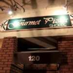 Gourmet Pizza Shoppe Sign