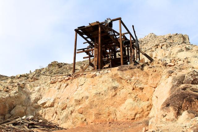 Lost Burro Mine in Death Valley - California Through My Lens