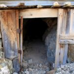 Lost burrow mine shaft