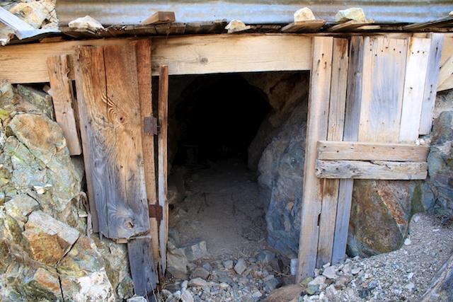Lost burrow mine shaft