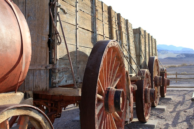 Harmony Borax Works: Borax Mining History of Death Valley