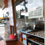 Randys donuts walk up window