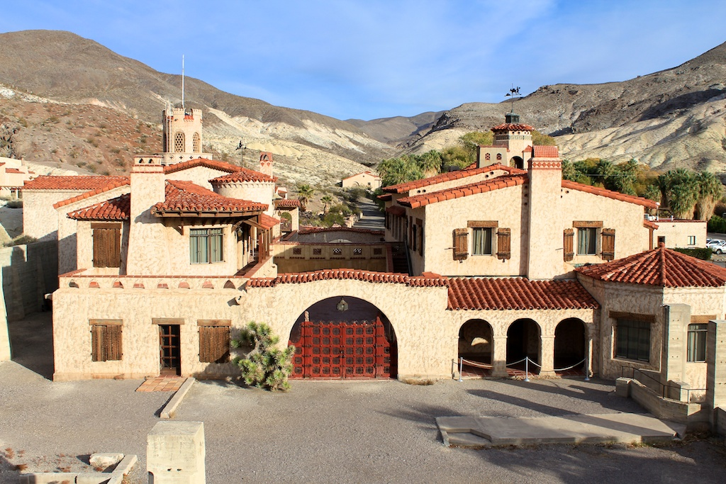 Scotty's Castle: The Mansion of Death Valley