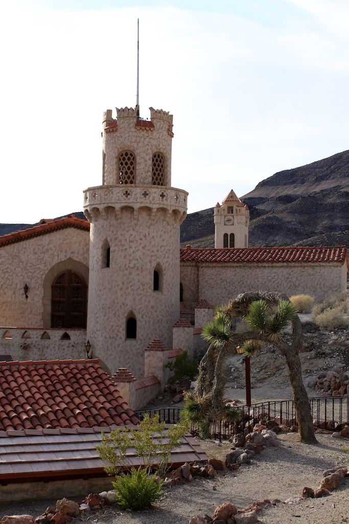 Scotty S Castle The Mansion Of Death Valley California