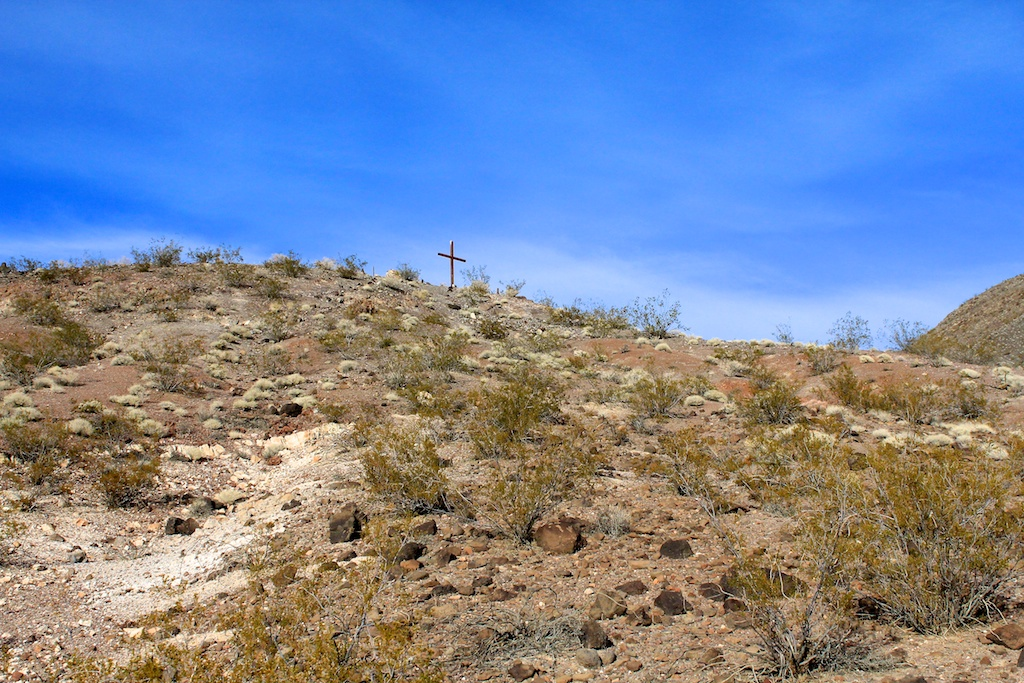 Scottys grave