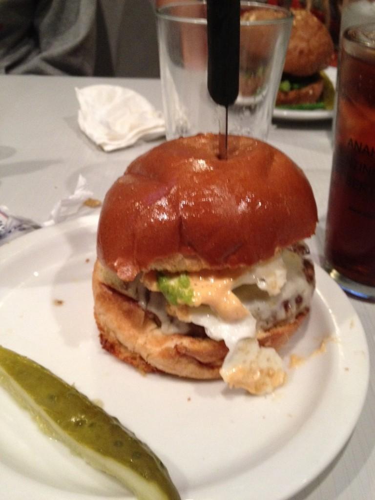 50/50 Bacon Burgers Recipe — Dishmaps