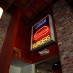 Umami burger neon sign 150x150