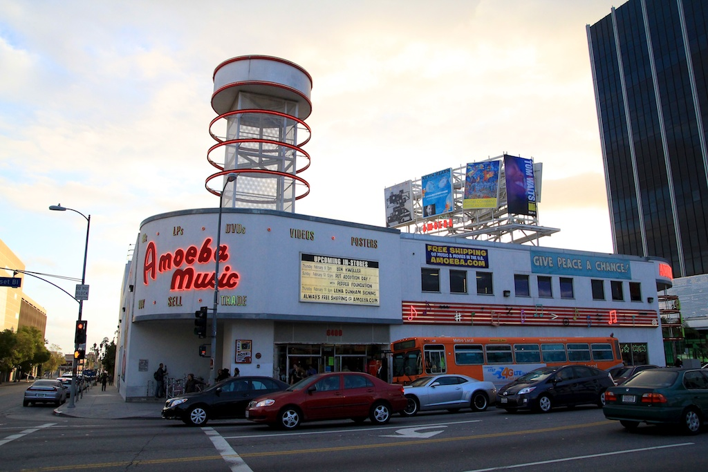 Amoeba Music in Hollywood: LA's Iconic Record Store ...