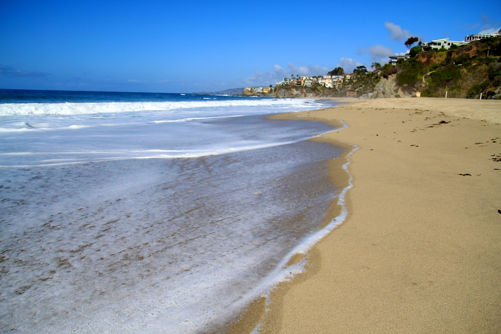 1000 Steps Beach in Laguna Beach