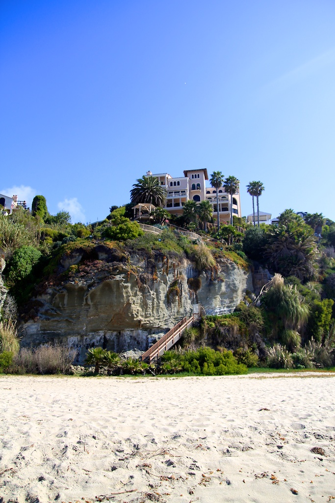 1000 steps beach in laguna beach california through my lens for Houses in laguna beach