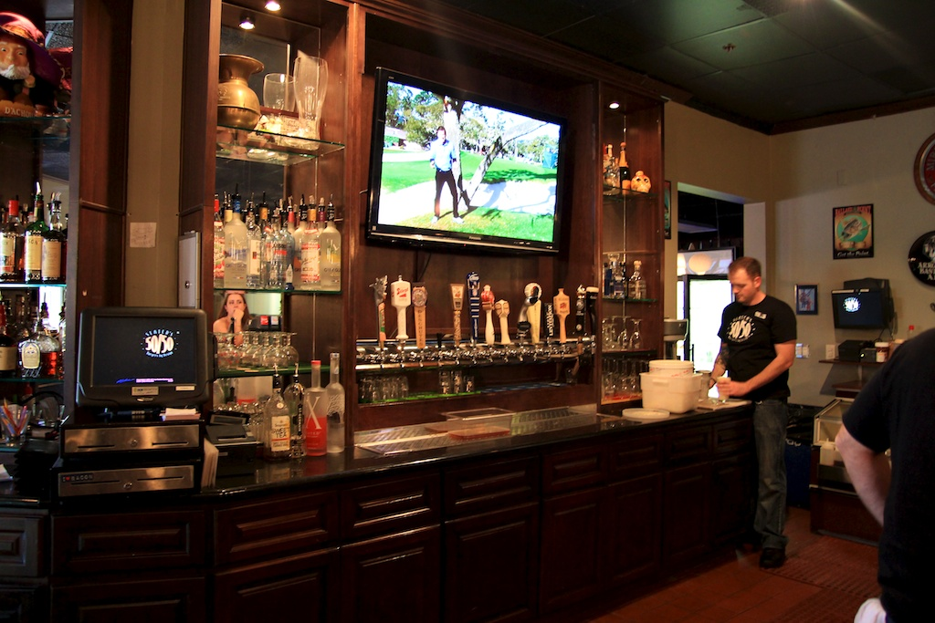 sports bar designs ideas images
