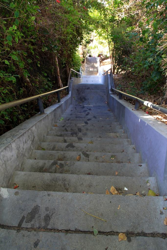 Step Beach Laguna Beach