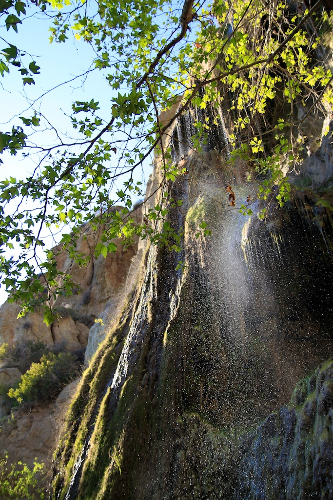 Escondido waterfall